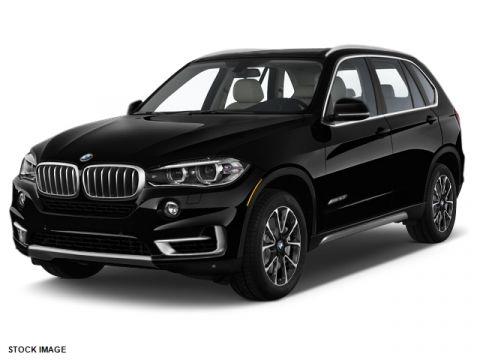 New 2017 BMW X5 xDrive50i With Navigation & AWD