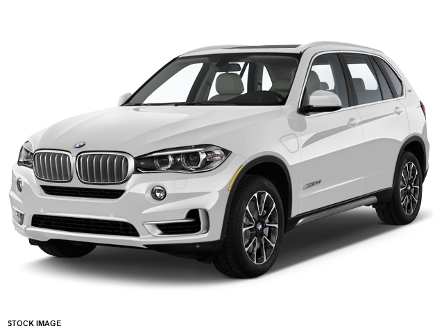 New 2017 BMW X5 xDrive40e iPerformance With Navigation & AWD