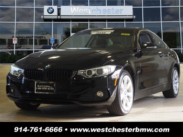 Pre-Owned 2015 BMW 4 Series xDrive
