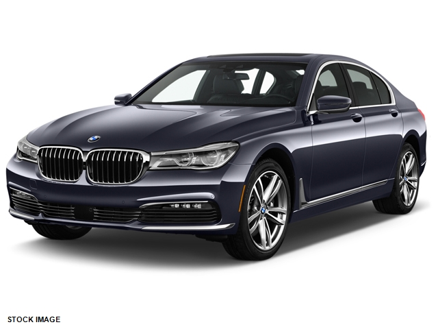 New 2017 BMW 7 Series 740e xDrive iPerformance With Navigation & AWD
