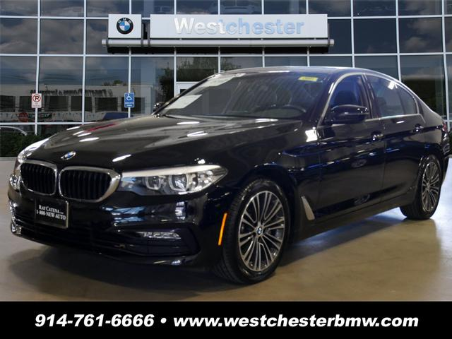 Pre-Owned 2017 BMW 5 Series xDrive
