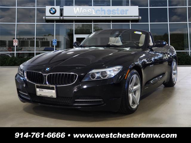 Pre-Owned 2014 BMW Z4 sDrive28i