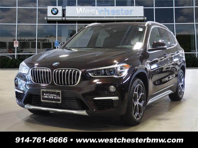 Pre Owned 2019 Bmw X1 Xdrive28i Awd