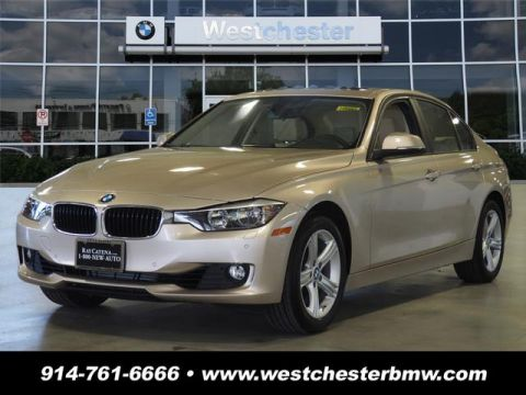 Pre-Owned 2015 BMW 3 Series xDrive